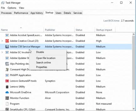 Cara Mempercepat Windows 10 Anti Lemot3