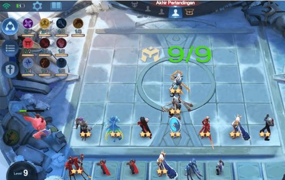 6 Assasin + 2 Scarit Shadow + 2 Celestial + 2 Empire