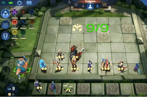 6 Empire + 6 Assasin + 2 Scariet Shadow