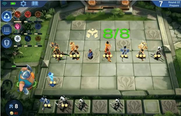 6 Wrestler + 3 Fighter + 3 Northern Vale + 2 Abyss