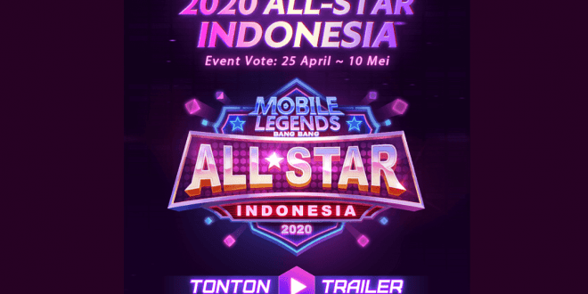 Event Vote Activity Mobile Legends All Star 2020 by Topglobal1