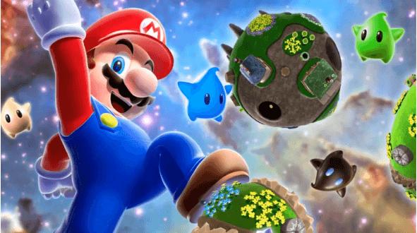 Game Mario Akan Hadir di Switch Tahun 2020