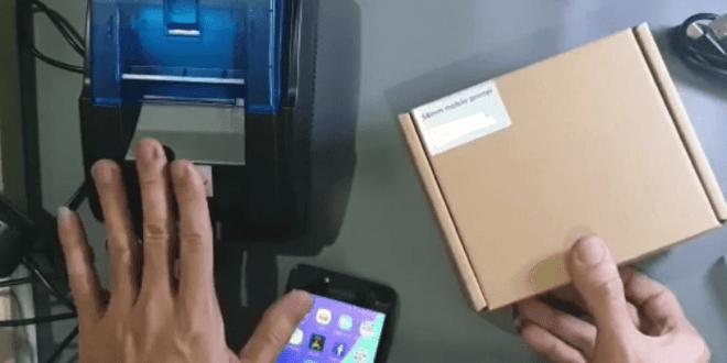 Cara Menggunakan 58 Printer