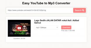 Download Lagu Jalan Datar MP3