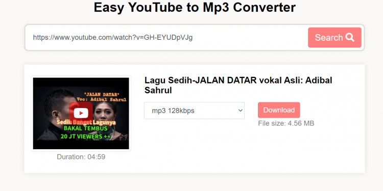 Download Lagu Jalan Datar MP3