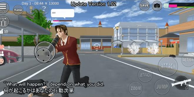 Game Sakura School Simulator Mod Apk Update Versi Terbaru