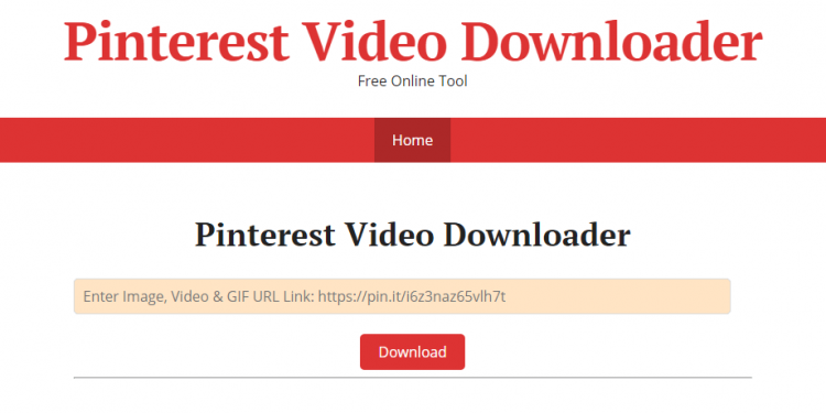 Cara Download Video Pinterest Android Tanpa Aplikasi