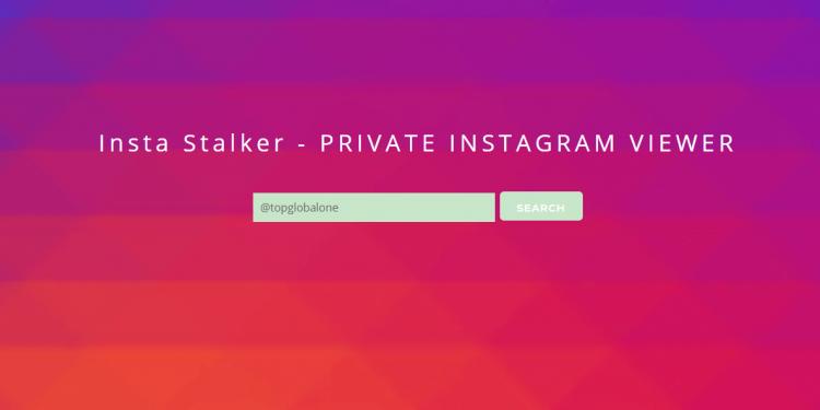 Cara Melihat Instagram di Private Tanpa Harus Follow