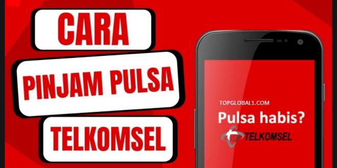 Cuma Rp0, Inilah 3 Cara Hutang Pulsa Telkomsel Terbaru