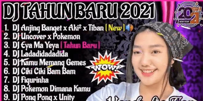 Download Lagu Dj TikTok 2021 Yang Lagi Viral