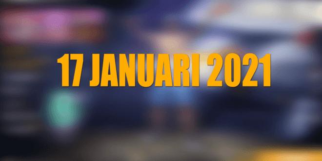 KODE REDEEM FF 17 JANUARI 2021 TERBARU HARI INI DARI GOOGLE PLAY STORE