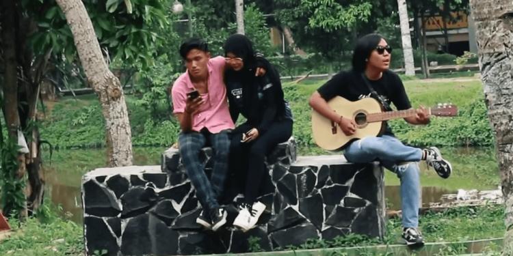 Lirik Lagu Dangdut Kopi Cover By Yuza Efendi