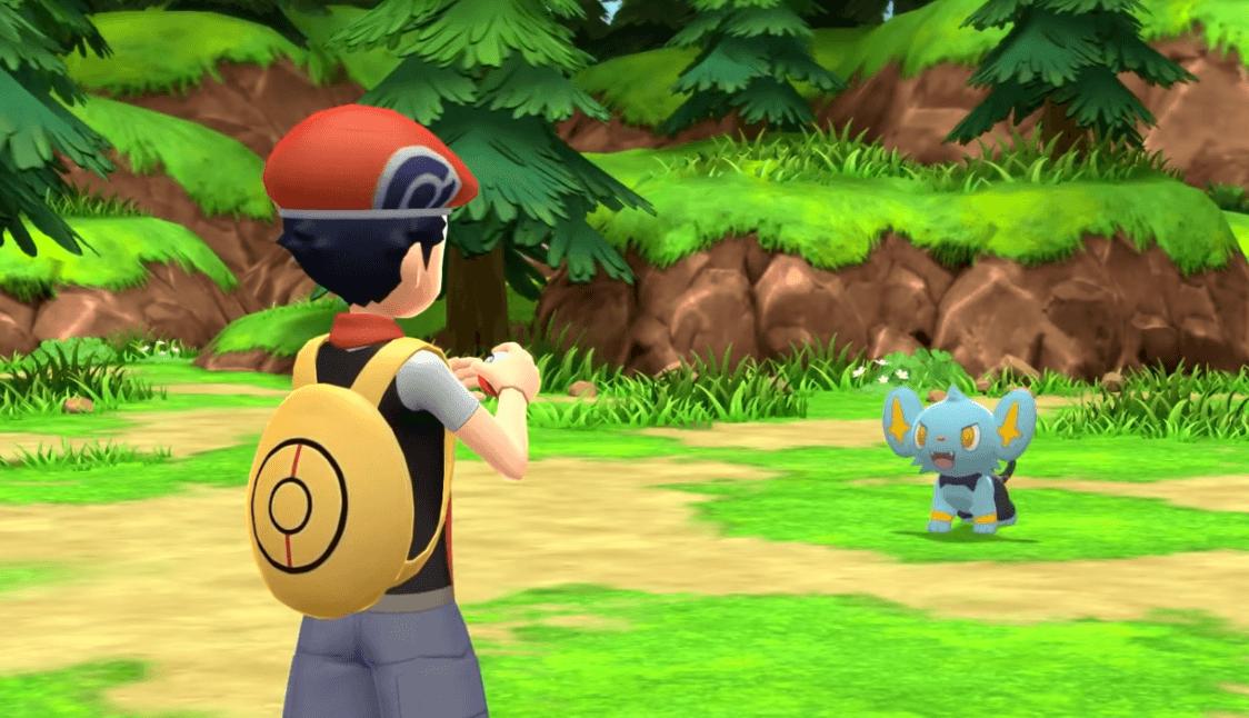 Game Pokemon Brilliant Diamond Link Download