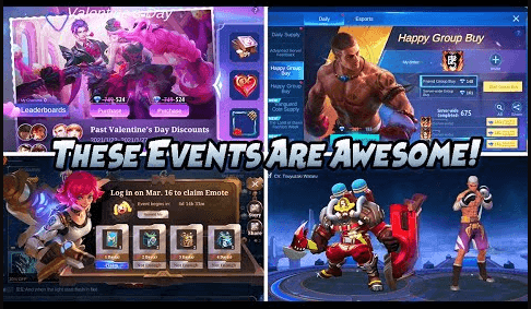 Event Mobile Legend Terbaru