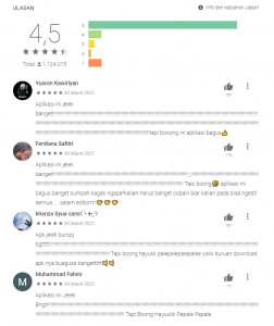 review aplikasi jedag jedug x slowmow capcut