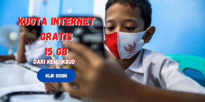 subsidi kuota internet gratis