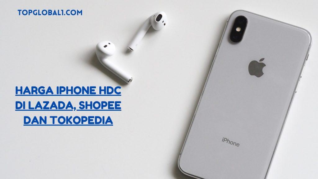 Harga Iphone Hdc