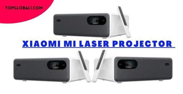 Xiaomi Mi Laser Projector D