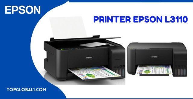 Printer Epson L3110 High Speed Psc