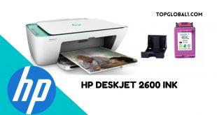 Hp Deskjet 2600 ink