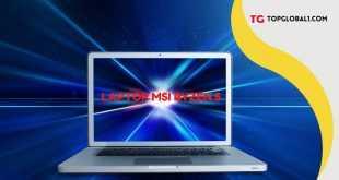 Cek Laptop MSI Ryzen 5