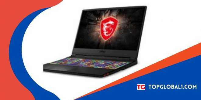 Laptop MSI GTX