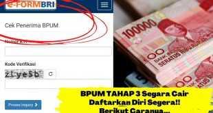 BPUM Tahap 3