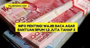 Bantuan BPUM