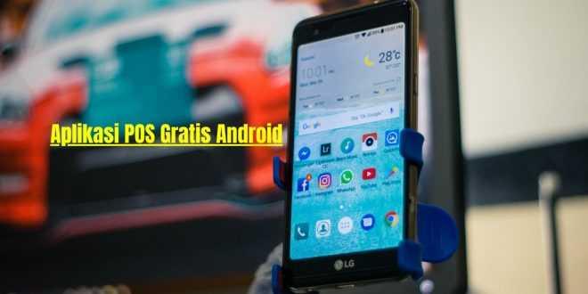 Aplikasi POS Gratis Android