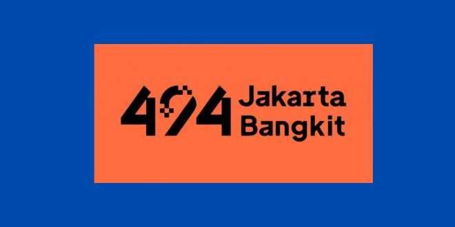 Logo HUT Jakarta Ke 494