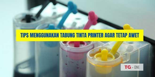 Tabung Tinta Printer