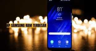 Hp Samsung RAM Terbesar