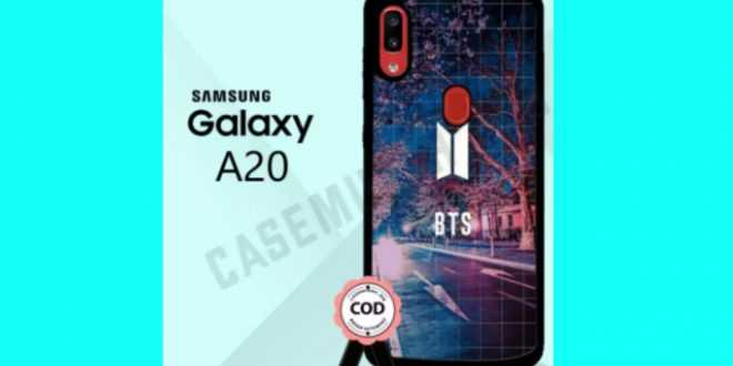 Casing Hp Samsung A20