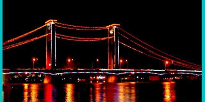 Ucapan Selamat Ulang Tahun Kota Palembang Ke 1338