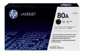 HP 80A Original Laserjet Toner Cartridge