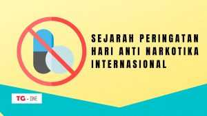 Hari Anti Narkotika Internasional