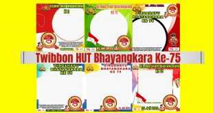 Twibbon HUT Bhayangkara Ke-75