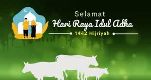 Hari Raya Idul Adha 1442 H
