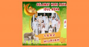 Twibbon Hari Raya Idul Adha 1442 H