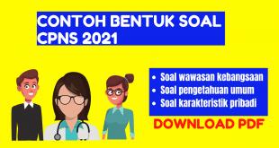 Soal CPNS 2021