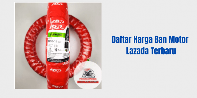 Ban Motor Lazada