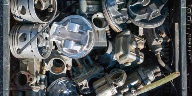 Lazada Spare Part Motor