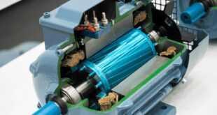 High Torque Electric Motor