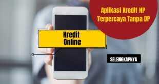 Aplikasi Kredit HP Online Terpercaya